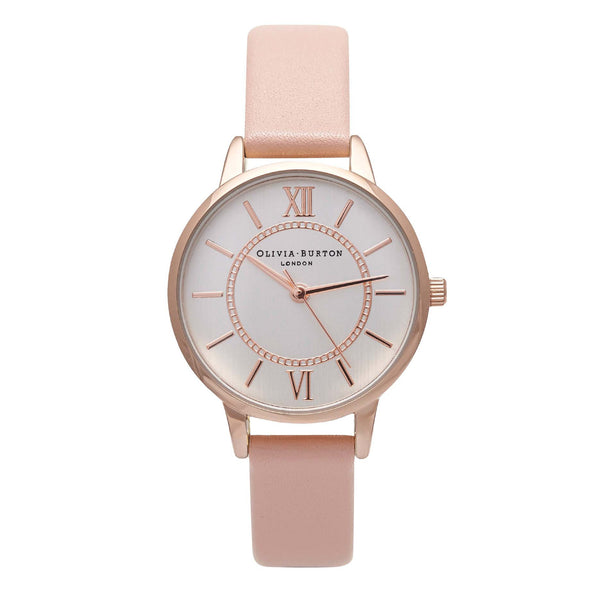 OLIVIA BURTON-Wonderland Mix Rose, Silver & Dusty Pink-Watch-OB15WD28-THE UNIT STORE