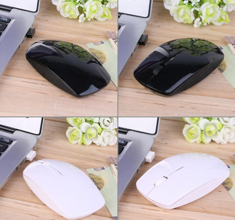 2.4G Wifi Mouse USB Wireless And Mice