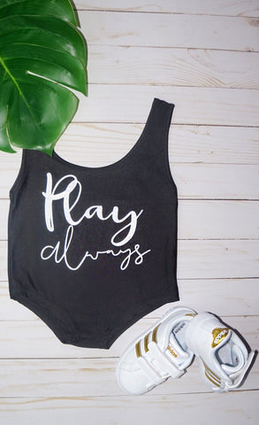 Baby 'Play Always' Swimsuit - WiddleToes