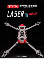 TransTEC Laser S Frame - Team Canada FPV Edition