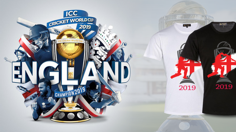 Clothing - ICC World Cup Champions 2019