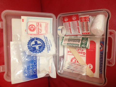First Aid Kit -59 Piece WetProof