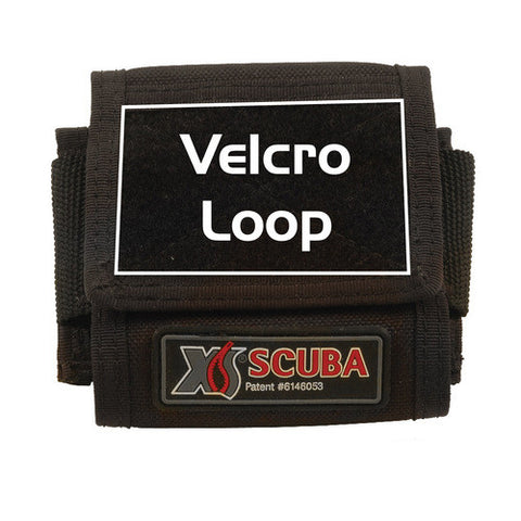 Weight Pocket-Velcro Front