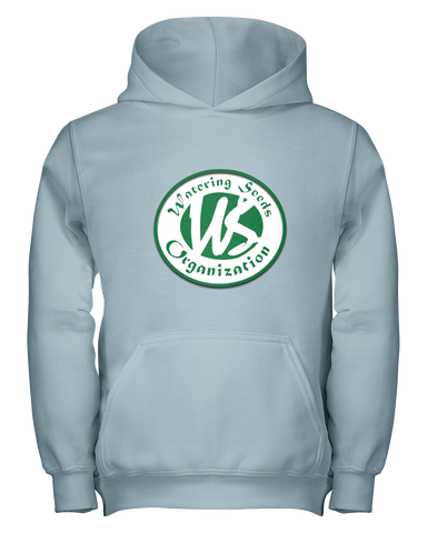 Watering Seeds Youth Hoodie