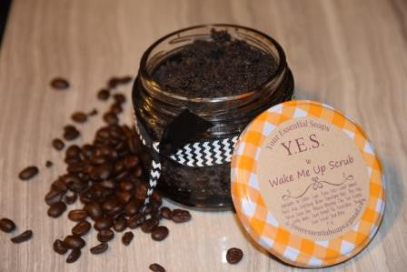 Wake Me Up Coffee Scrub