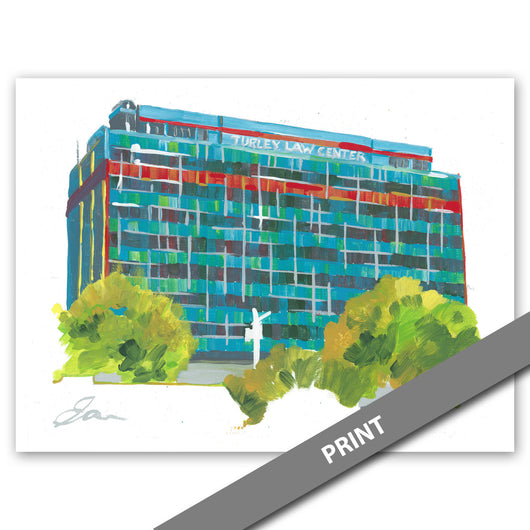 Turley Law Center, Dallas — PRINT