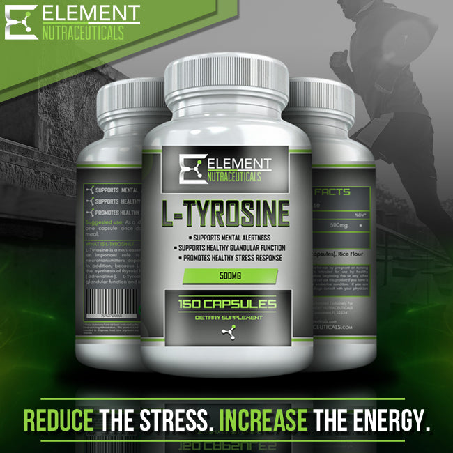 L-Tyrosine | The Powerhouse Amino Nootropic!