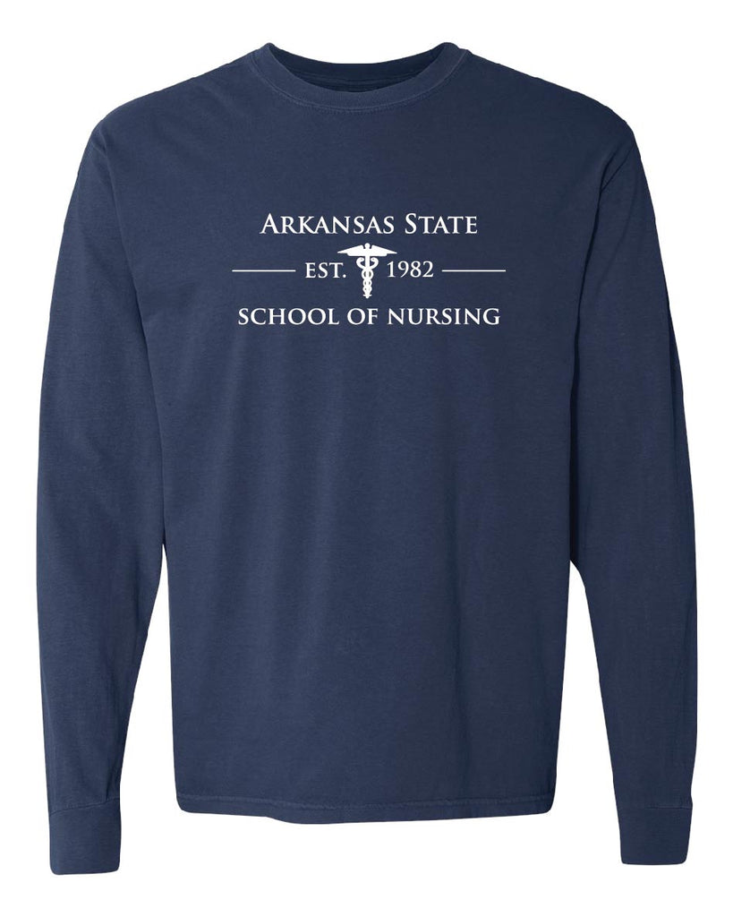 School of Nursing - Long Sleeve - ASTATE-12109