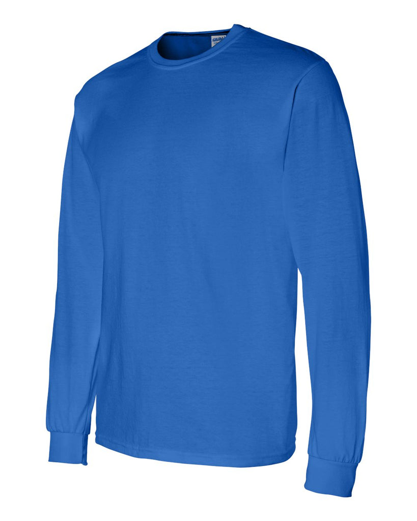 Gildan Long Sleeve - ROYAL - NEMES-12431