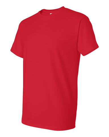 Gildan Short Sleeve - RED- NEMES-12431