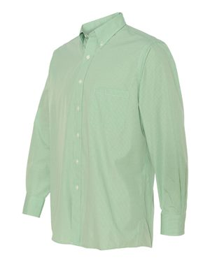 Button-up Long Sleeve - Gingham Check - Van Heusen - FMH-11032E
