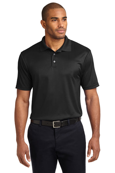 Port Authority Performance Fine Jacquard Polo - GREEQ