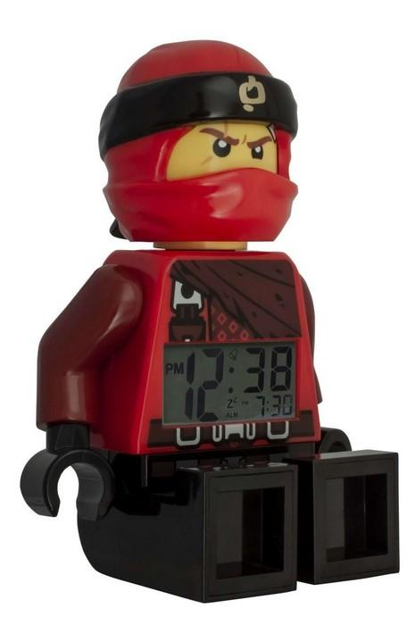 For Home - 9009181 Ninjago Kai Minifigure Clock