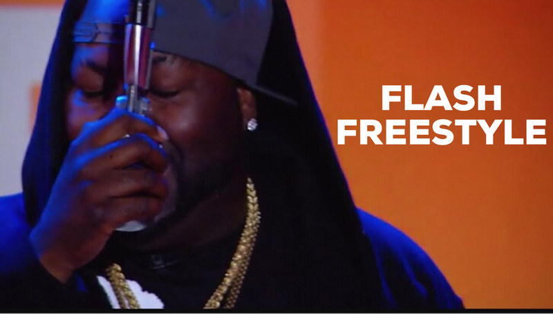 Mistah F.A.B. TRL FLASH FREESTYLE