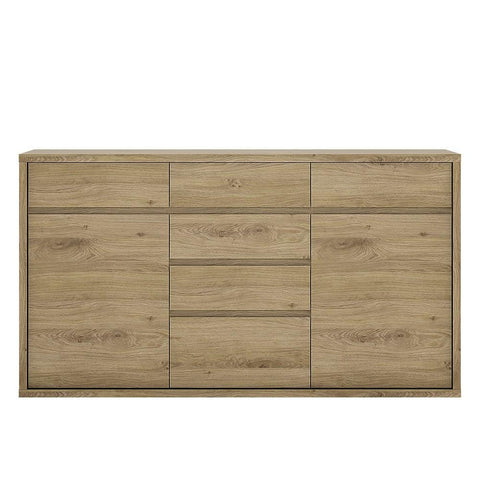 Shetland 2 door 6 drawer chest
