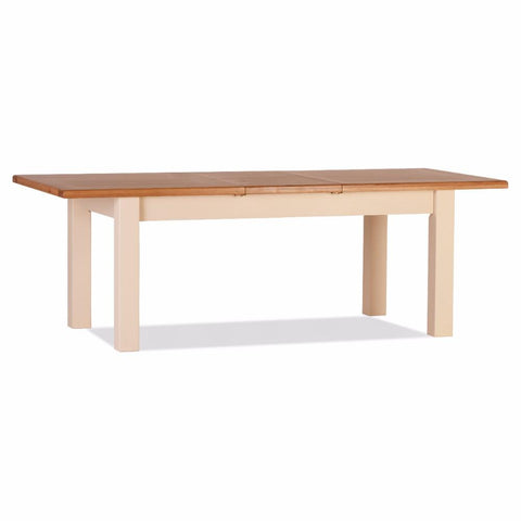 Jenison Oak 1.8 Metre Butterfly Dining Table