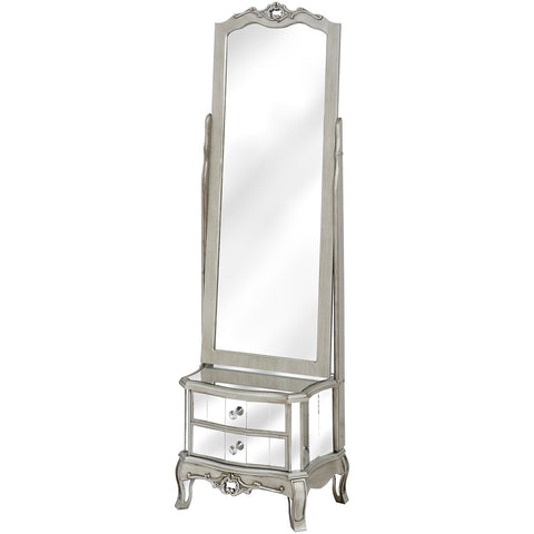 Cheval Mirror - discountsland.co.uk