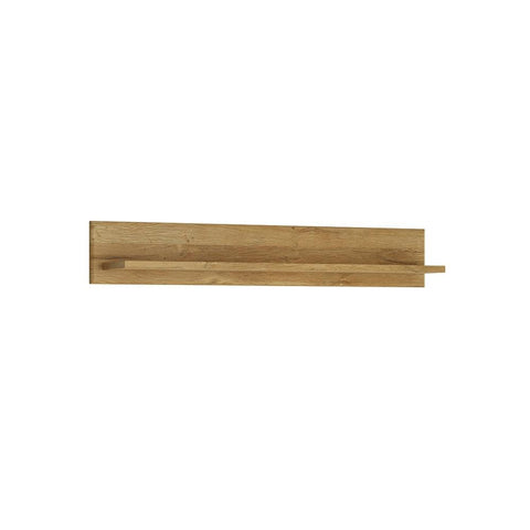 Cortina Wall Shelf in Grandson Oak Finish - 2 Sizes