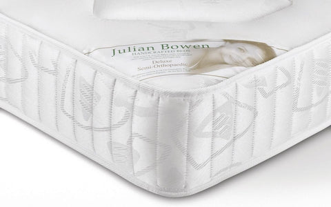 Julian Bowen Deluxe Semi-Orthopaedic Mattress - All Sizes