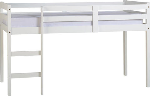 Panama Mid Sleeper in White