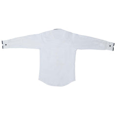 MashUp Classic White Dress Shirt - KRAZYLA