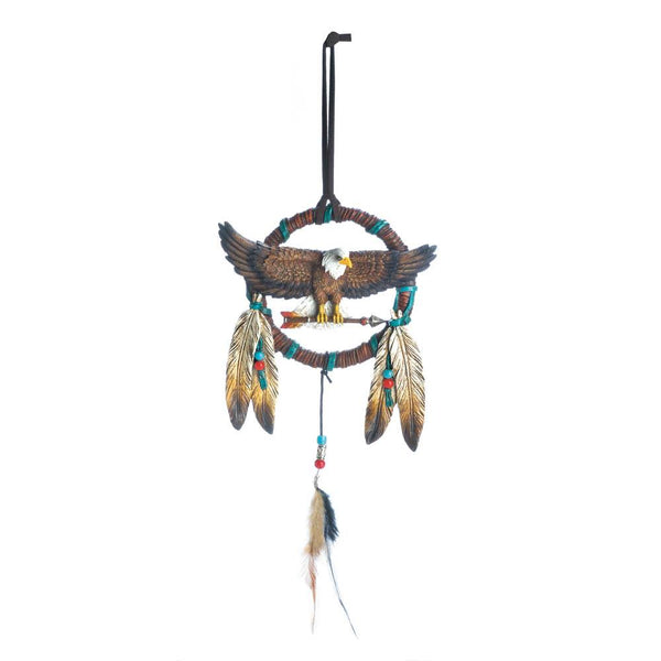 EAGLE DREAMCATCHER DECORATION - Distinctive Merchandise