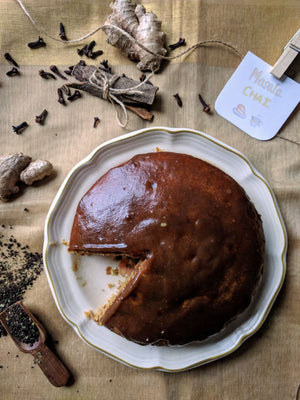 Chef's Satchel's SPICED CHAI CAKE!