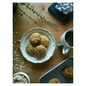 Chef's Satchel's Miracle cookies 100% oatmeal