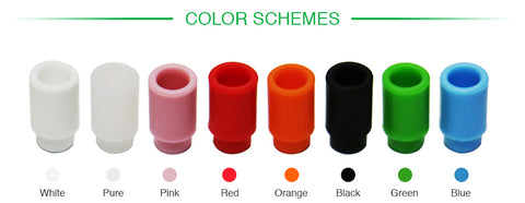 510 SILICONE DRIP TIPS