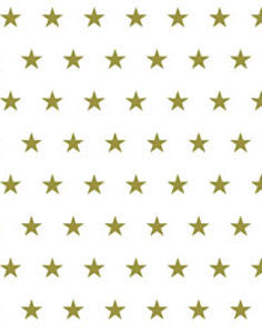a|s cardstock - stars gold
