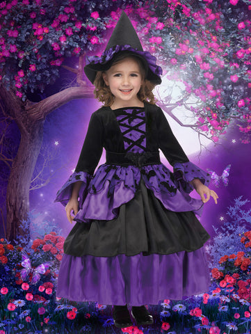 Bat Witch Fairy Princess Dress