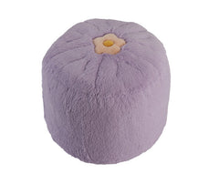 Lavender Flower Stool
