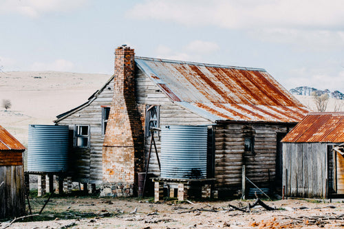 Walcha Shack I Photographic Print