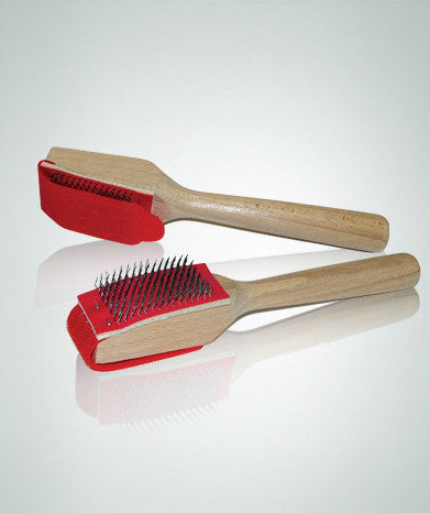 Body Wrappers Suede Leather Brush
