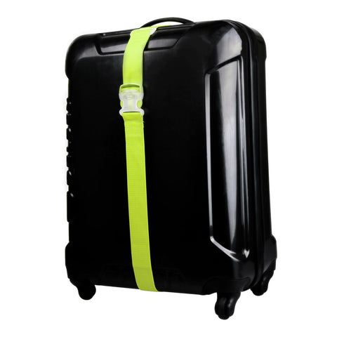 Luggage Strap Green - globitetravel