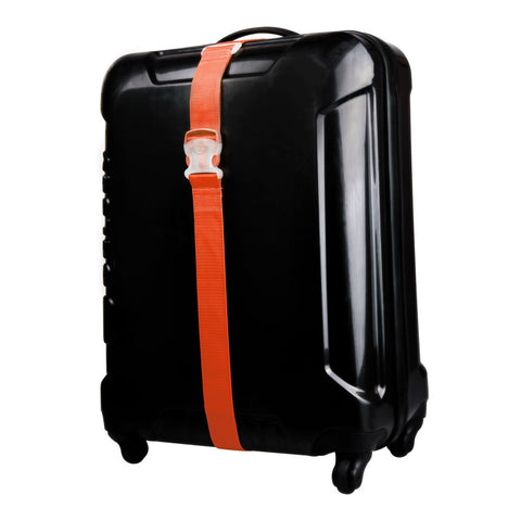 Luggage Strap Orange - globitetravel