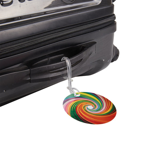 Luggage Tag 2pk-Swirl - globitetravel