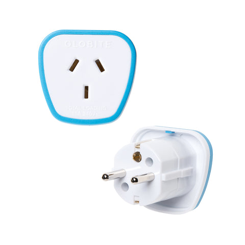 Outbound Europe Travel Adaptor - globitetravel