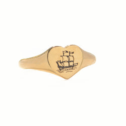 Love Ship Ring