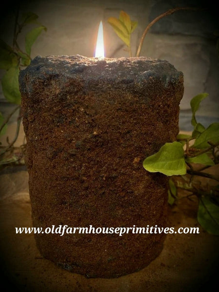 #TCS7 Primitive Blueberry Crumb Cake Candle (Made In USA)