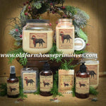 #HS33  Orange Clove and Spices 100% Soy Blend Candles (Made In USA)
