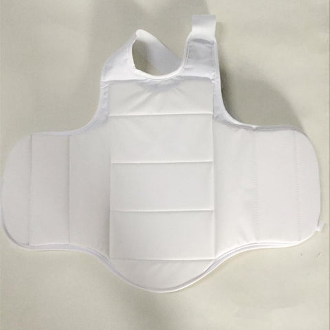 WKF AKF Approved Oxford Cloth / EVA Foam Torso Protection