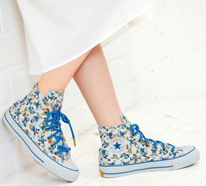 "Disney x Converse All Star 100 Donald Duck PT Hi ""White"""