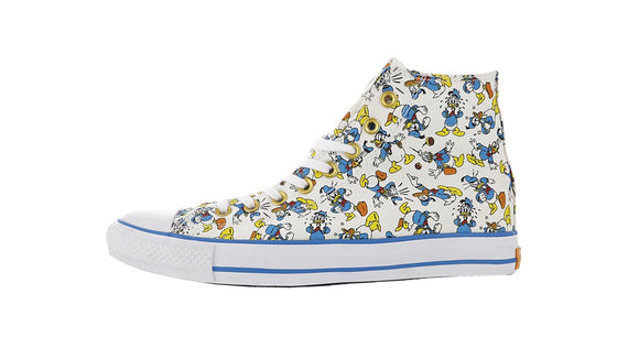 Disney x Converse All Star 100 Donald Duck PT Hi