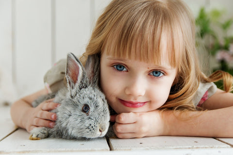 Calming and Therapeutic Pets for Kids