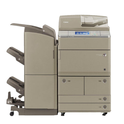 Canon ImageRunner Advance 6255 A3 Mono Laser Multifunction Printer with Finisher | ABD Office Solutions