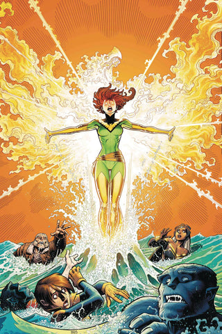 PHOENIX RESURRECTION RETURN JEAN GREY #1 (OF 5) ARTHUR ADAMS 1:50 12/27/2017