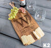 Rectangle Cheese Board - Design: K2