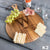 Round Cheese Board - Design: K2