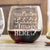 Stemless Red Wine Glass - Design: Custom Design/Logo